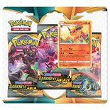 Pokemon SS3: Darkness Ablaze 3-pack Blister Flareon (PREORDER)