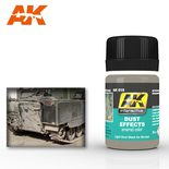 AK Interactive Enamel Color: Dust Effects 35ml