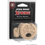 Star Wars X-Wing Second Edition: Galactic Republic Maneuver Dial Upgrade Kit