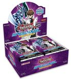 Yu-Gi-Oh Speed Duel Attack from the Deep Booster Display Box