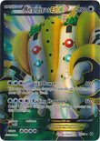 Regigigas EX Full Art 99/99 - Black & White 4: Next Destinies