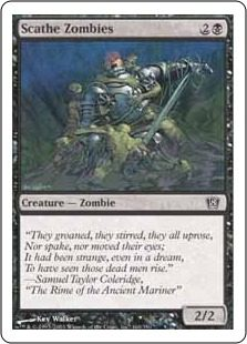 Scathe Zombies - 8th Edition