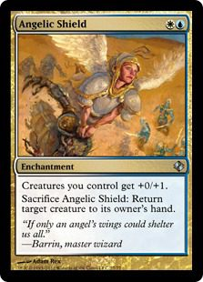 Angelic Shield - Venser vs Koth