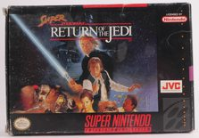 Super Star Wars: Return Of The Jedi - SNES