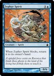 Zephyr Spirit - Ravnica: City of Guilds