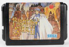 Phantasy Star II - Mega Drive