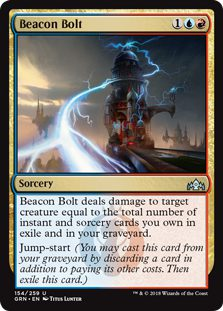 Beacon Bolt - Guilds of Ravnica