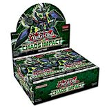 Yu-Gi-Oh Chaos Impact Booster Display Box