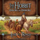 Lord of the Rings LCG: The Hobbit - Over Hill And Under Hill Saga Expansion