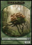 Saproling TOKEN 1/1 - Magic 2014