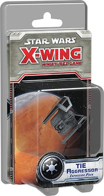 Star Wars X-Wing Miniatures Game: TIE Aggressor Expansion Pack
