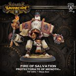 Protectorate of Menoth Fire of Salvation Character Heavy Warjack