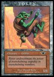 Goblin TOKEN 1/1 (2003) - Player Rewards Promot
