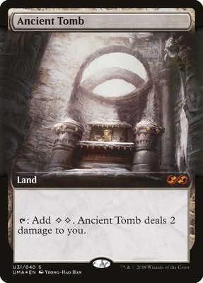 Ancient Tomb - Ultimate Box Topper