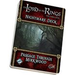 Lord of the Rings LCG: Passage through Mirkwood  Nightmare Deck