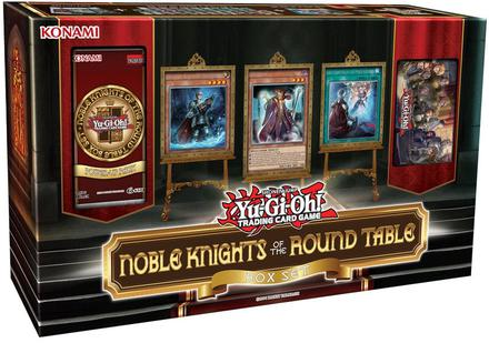 The Noble Knights of the Round Table Box Set