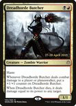 Dreadhorde Butcher - War of the Spark Promos