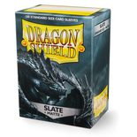 Dragon Shield Sleeves Matte Slate (100pcs)