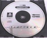 Resident Evil (Platinum German Version) - PS1