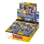 Cardfight Vanguard Booster Pack 07: Infinideity Cradle Booster Display Box