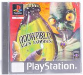 Oddworld: Abe's Exoddus - PS1