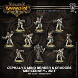 Cephalyx Contract Mercenary Mind Bender & Drudges