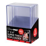 Ultra Pro Super Thick Toploader (5pcs)