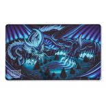 Dragon Shield Art Playmat, Night Blue Delphion