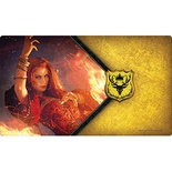 A Game of Thrones Playmat: The Red Woman