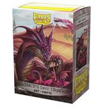 Dragon Shield Art Sleeves Matte Standard Size Mother's Day Dragon 2020 (100ct)