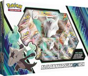 Pokemon Collection Box: Alolan Marowak-GX