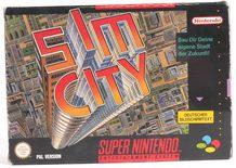 Sim City - SNES