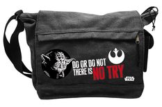 Star Wars Messenger Bag: Yoda