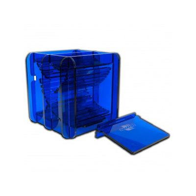 Blackfire Dice Tower/Container, Blue