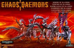 Chaos Daemons Seekers of Slaanesh