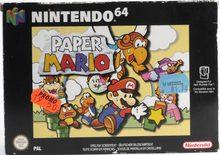 Paper Mario - N64
