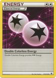 Double Colorless Energy 114/124 - X&Y Fates Collide