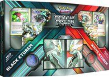 Pokemon Battle Arena Decks Kyurem