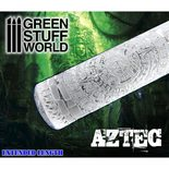 Rolling Pin: Aztec