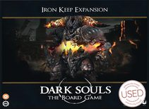 Dark Souls: The Board Game – Iron Keep Expansion *USED*