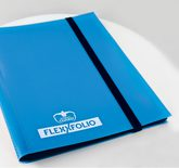 Ultimate Guard FlexXFolio 9 Pocket Blue Binder