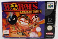 Worms Armageddon - N64