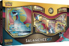 Pokemon Dragon Majesty Special Collection Box: Salamence-GX