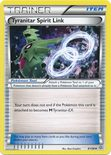 Tyranitar Spirit Link 81/98 - X&Y Ancient Origins