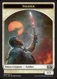 Soldier TOKEN 1/1 - Magic 2015
