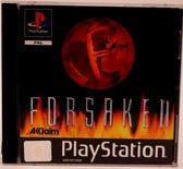 Forsaken (German Version) - PS1