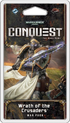 Warhammer 40,000 Conquest LCG  Wrath of the Crusaders