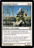 Armament Master - Zendikar