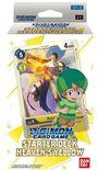Digimon Card Game Starter Deck: Heaven's Yellow (PREORDER)