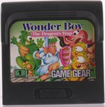 Wonder Boy The Dragon Trap - Game Gear